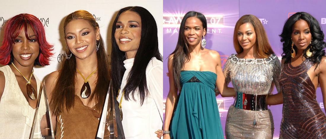 10 Tahun Berpecah, Destiny's Child Buka Akaun Instagram