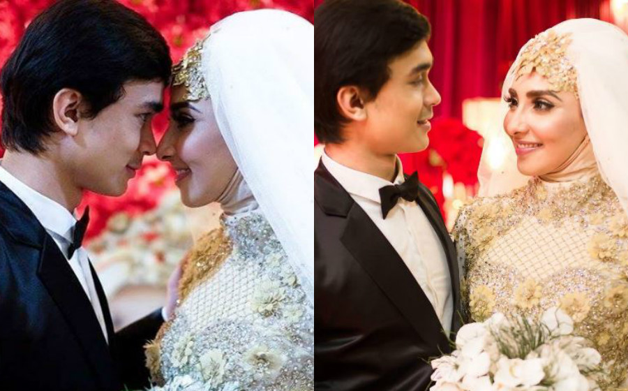 Amboi, Sweet & Manjanya Lufya Dengan Suami, Muhammad Hafiz
