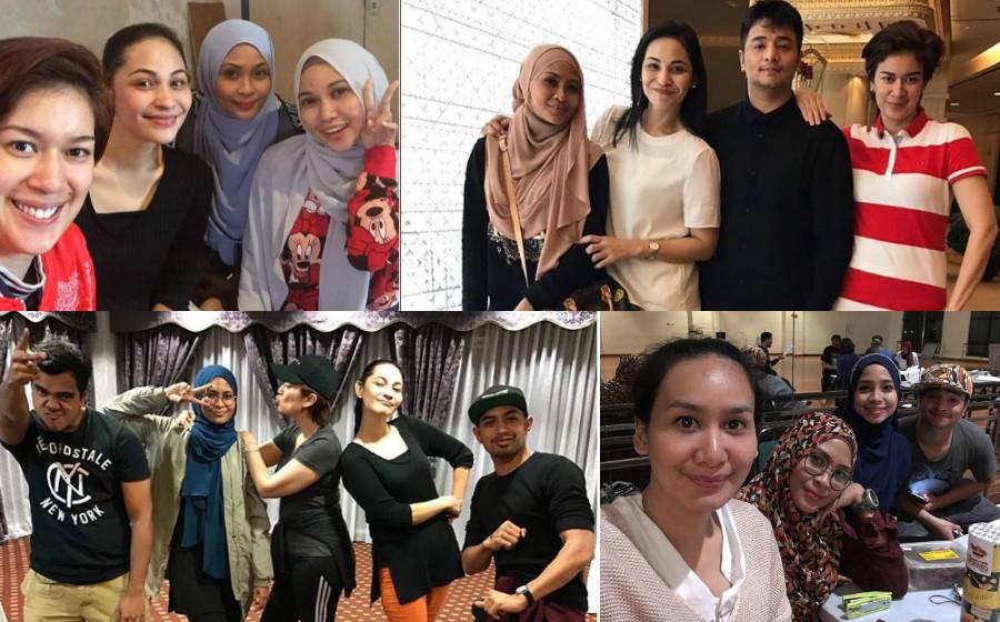 Siti Nordiana Tunjuk Bakat Menari Dalam Teater Muzikal Dia Semanis Honey