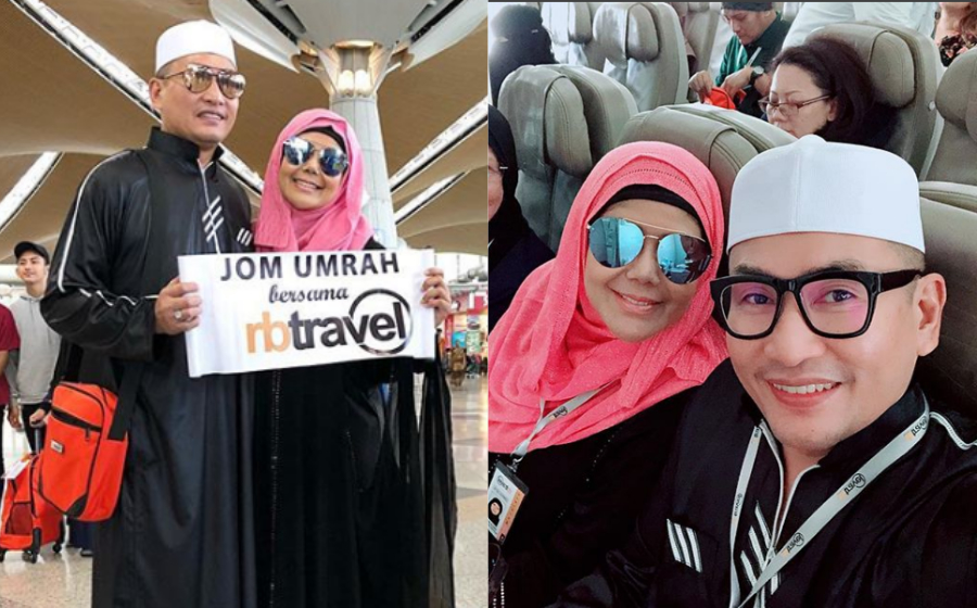 Tunai Umrah Di Bulan Ramadan, AC Mizal Mohon Doa Peminat