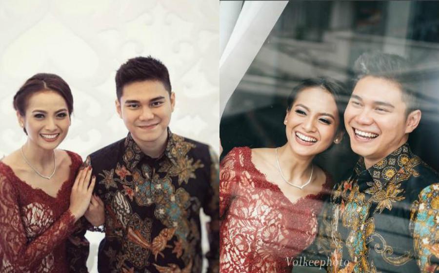 Acha Septriasa, Vicky Kharisma Bertunang Seminggu Sebelum Nikah Ahad Ini
