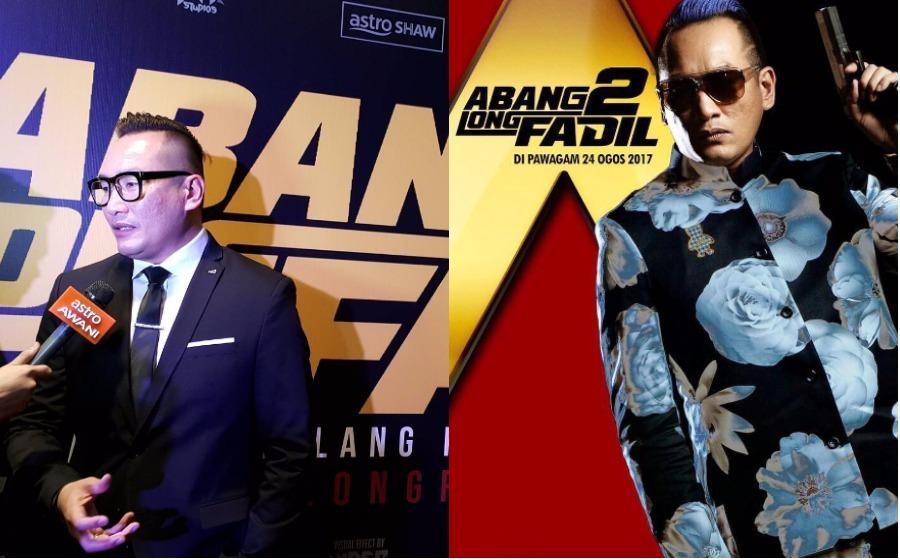 Menyepi Hampir 10 Tahun, Datuk AC Mizal Kembali Bintangi Filem