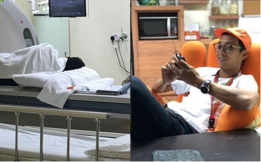 Tak Cukup Rehat, Ajak Shiro Masuk Hospital