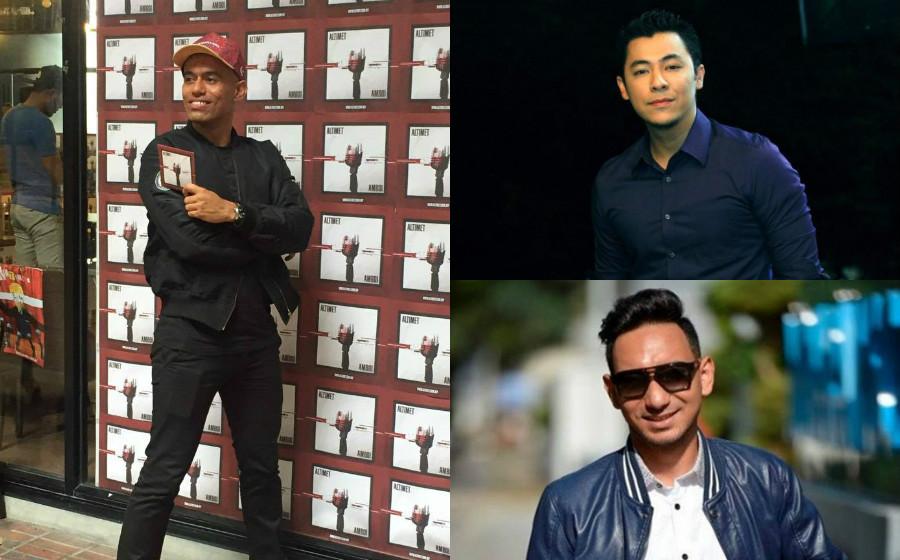 Trend Pelakon Jadi Rapper Beri Saingan - Altimet