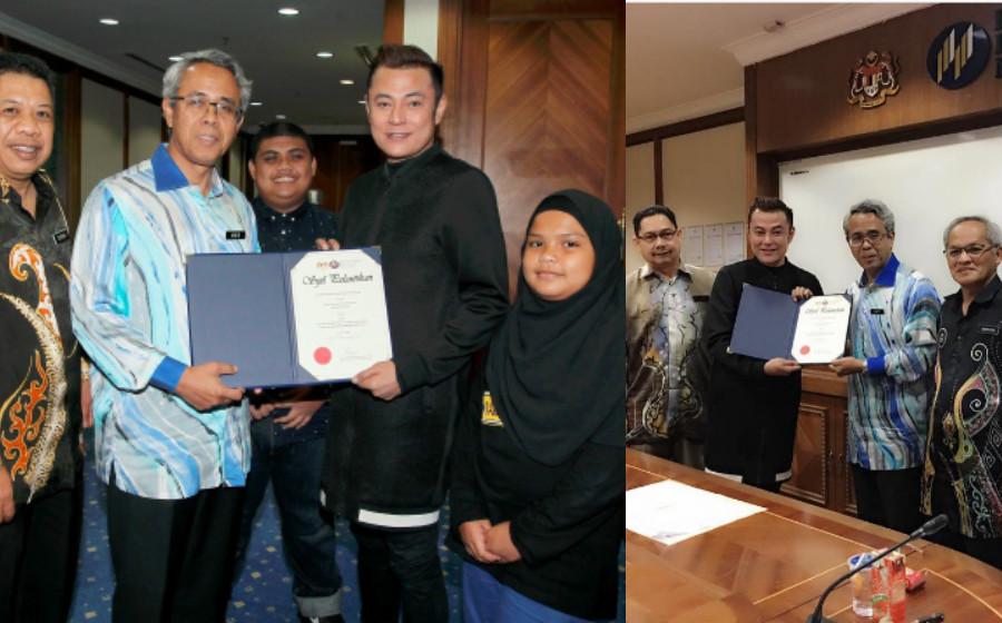 Aznil Nawawi Ingin Bantu Kanak-Kanak Terpinggir