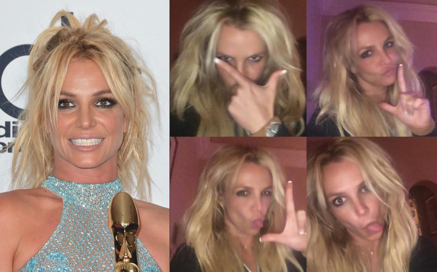 Dikhabarkan Meninggal Dunia, Britney Spears Muat Naik Gambar Lucu Di Twitter