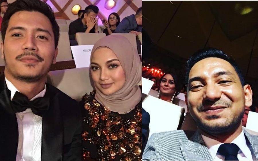 Corat-Coret Anugerah Skrin 2016