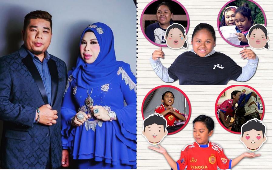 DSV Tak Sangka Akhirnya Ada Masa Bersukan Dengan Keluarga