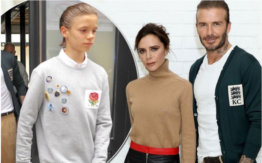 Anak Samakan Fesyen Victoria Beckham Dengan Lobak Merah