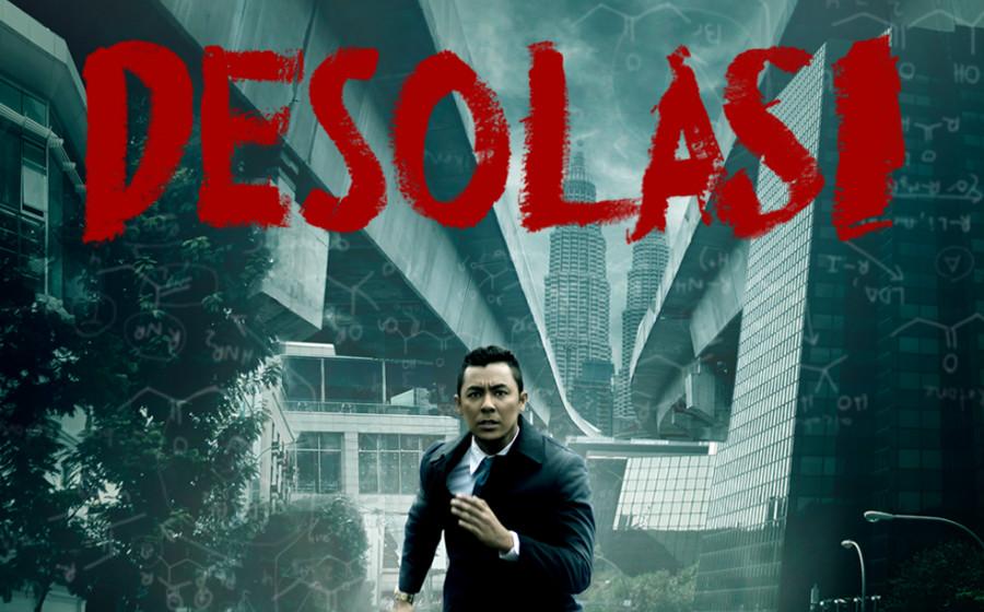 Kosongkan Kuala Lumpur, Filem Desolasi Tampil 60 Peratus Kesan CGI