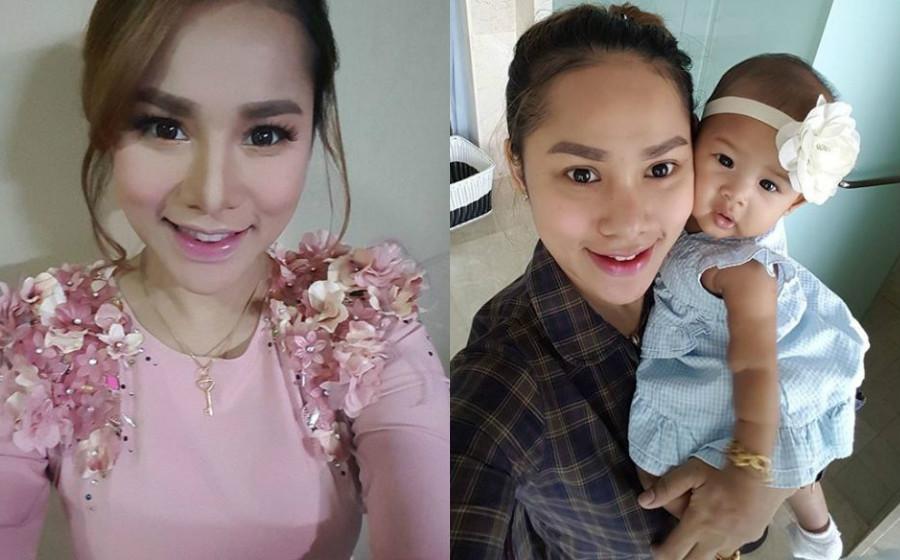 Bekas Suami Kak Lina Pom Pom Akhirnya Jenguk Anak