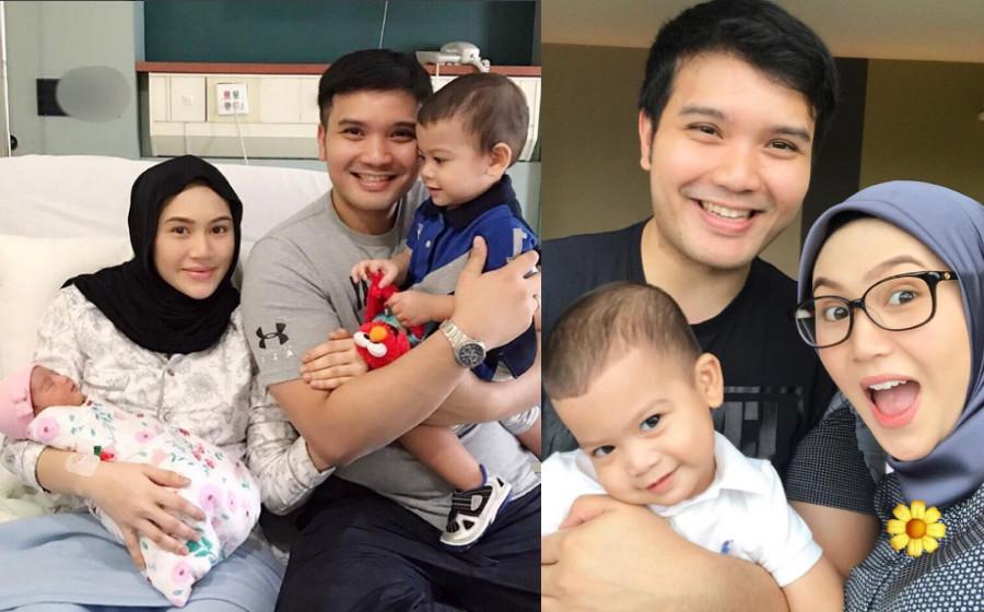 Erin Malek Selamat Lahir Anak Kedua, Namakan Nur Aisha