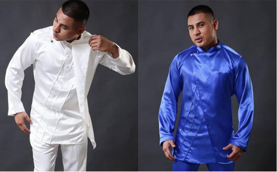 Baju Melayu Dikecam Seperti Pakaian Menyusukan Anak, Ini Penjelasan Erry Putra