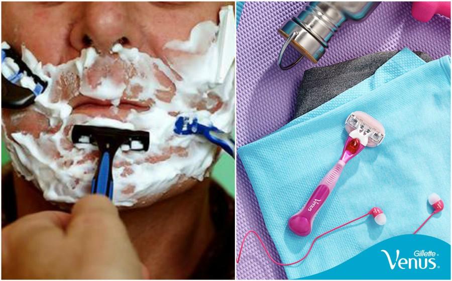 Tahukah Anda Selain Kebersihan, Bercukur Juga Baik Untuk Kesihatan?