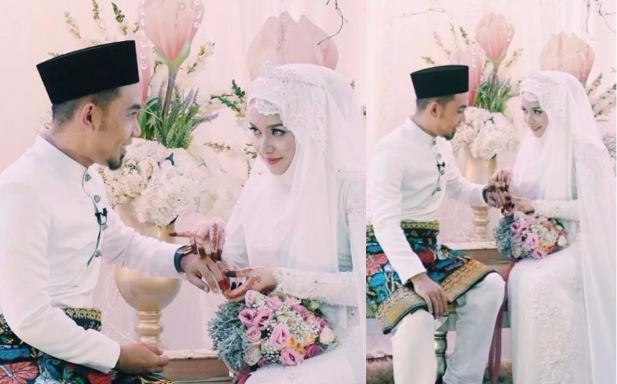 Hafiz Hamidun Bergelar Suami Joy Revfa Dengan Sekali Lafaz