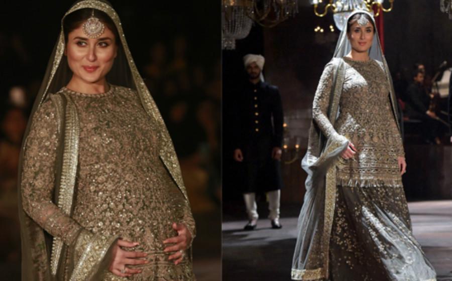 Kareena Kapoor Bimbang Jadi Gemuk Selepas Bersalin