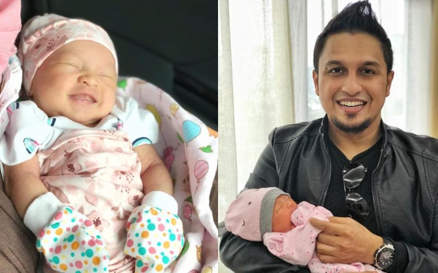 Chayra Auliya, Nama Anak Kedua Haziq Hussni