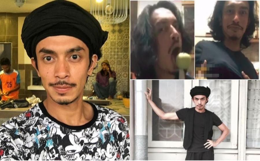 """Netizen Adili Saya Seolah-olah Mereka Terlalu Suci"" -  Iqram Dinzly Akui Ada Sebab Berperangai Pelik"