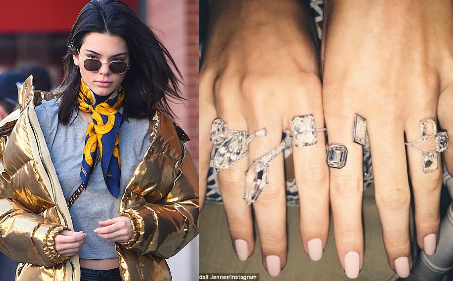 Rumah Kena Pecah, Kendall Jenner Rugi RM880,000