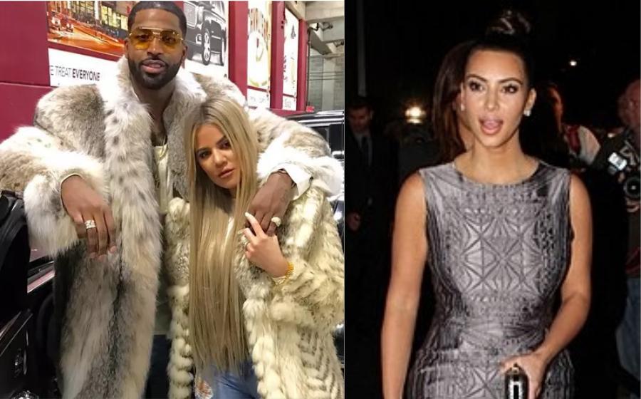 Kim Kardashian Berang, Khloe Dicurang Kekasih Ketika Hamil