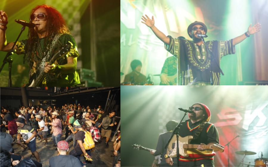 Konsert Skankin Festival 2016, Gabungan Muzik Reggae & Ska Yang Sempurna!