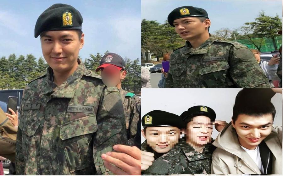 Tamat Latihan Ketenteraan, Lee Min Ho Kini Semakin Berisi
