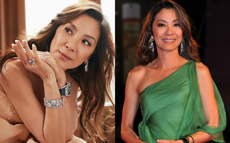 Michelle Yeoh Bakal Bintangi Drama Bersiri Star Trek: Discovery