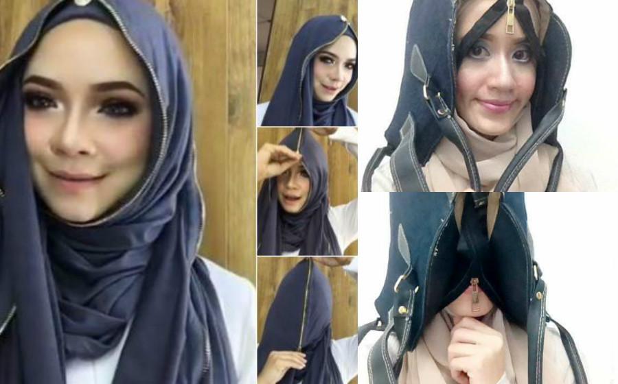 Tudung Zip Nora Danish Dilabel Mengarut, Jadi Bahan Lawak Netizen