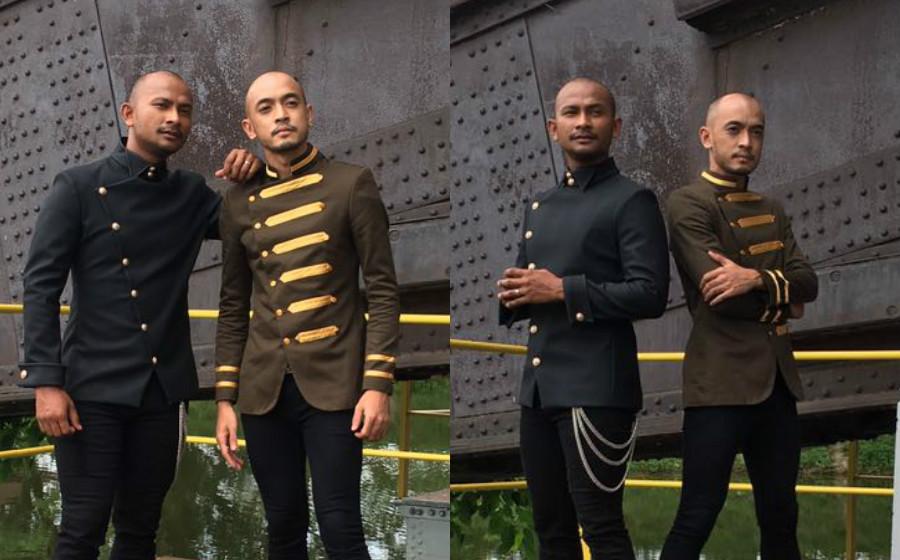 Rempuh, Tomok & Black Berduet Di Lokasi Kapal Korek