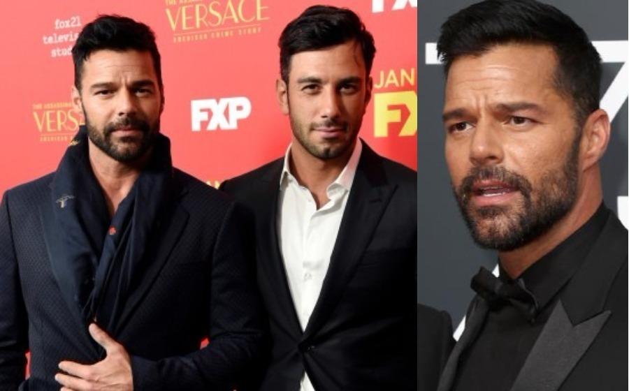 Ricky Martin Akui Sudah Bergelar Suami Kepada Teman Lelaki