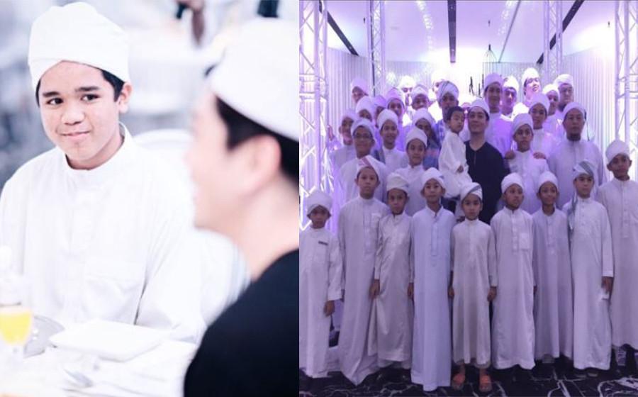 Darul Quran Ittifaqiyah Tahfiz Anak Saya, Umar Nail – Rizalman Terkesan Dengan Tragedi Kebakaran Tahfiz
