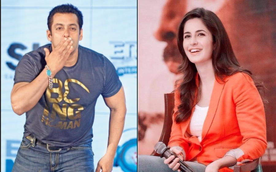 Ada Prinsip, Salman Khan Tolak Babak Bercium Dengan Katrina Kaif