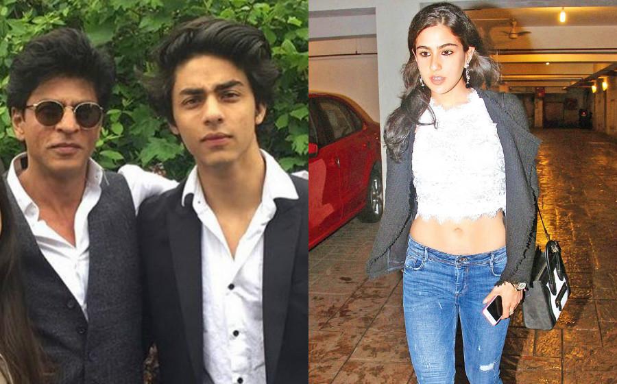 Anak Lelaki SRK Bakal Dijodohkan Dengan Anak Perempuan Saif Ali Khan