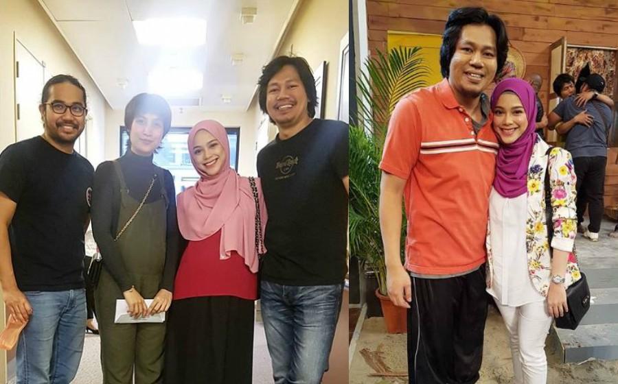 Sari Yanti Tayang Baby Bump, Peminat Dah Mula Rasa Tak Sabar