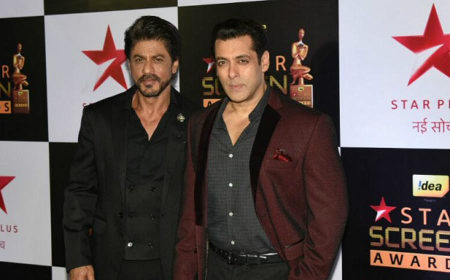 Shah Rukh Khan Dan Salman Khan Tak Sabar Berlakon Bersama Dalam Filem Baru