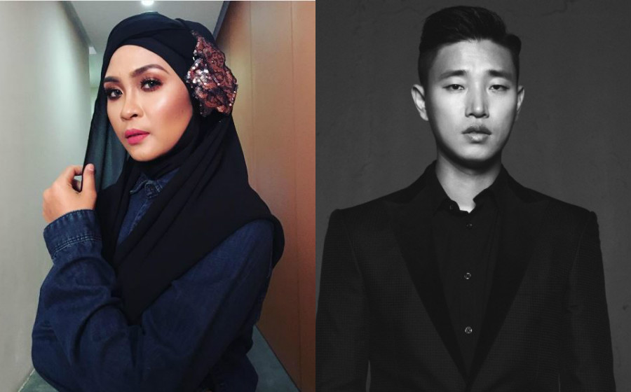 Kang Gary Follow Instagram Siti Nordiana, Peminat Teka Bakal Ada Lagu Duet
