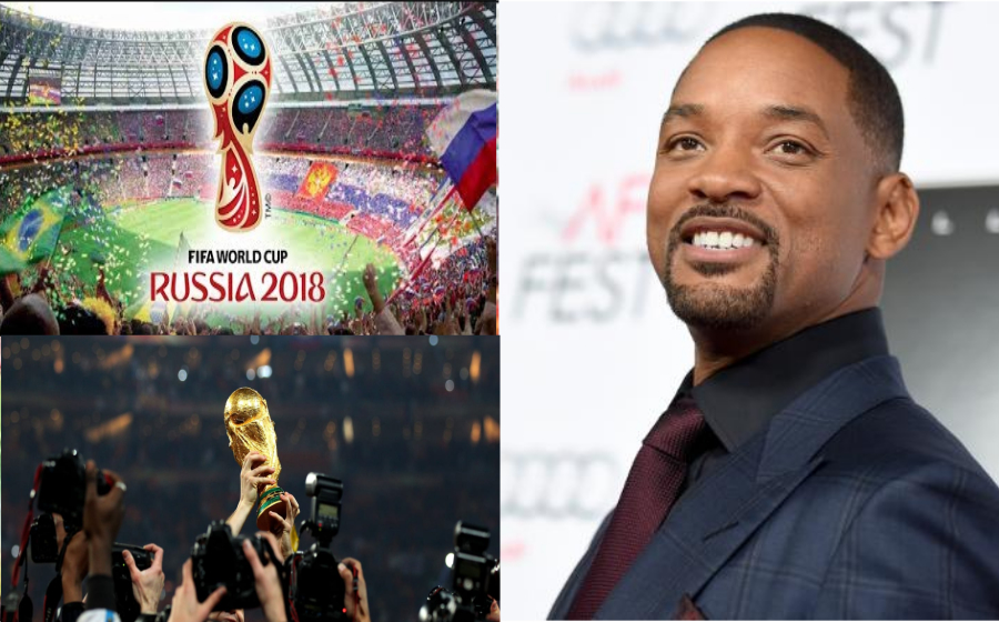 Will Smith Dipilih Menyanyikan Lagu Tema Piala Dunia Rusia 2018