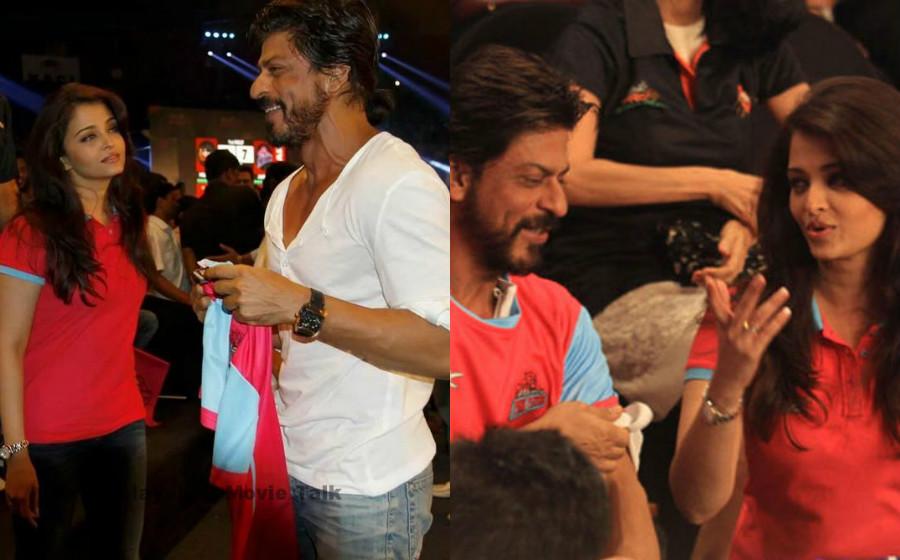 Aishwarya Rai Nafi Digandingkan Dengan SRK Dalam Filem Terbaru Karan Johar