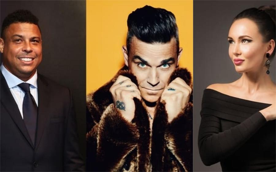Robbie Williams, Ronaldo & Aida Gariffullina Bakal Gamatkan Upacara Pembukaan Piala Dunia 2018