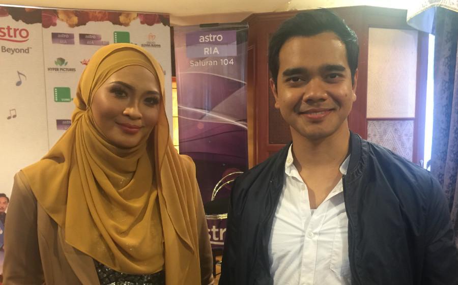Alif Satar, Siti Nordiana Bakal Duet Memori Berkasih Dalam Teater Dia Semanis Honey