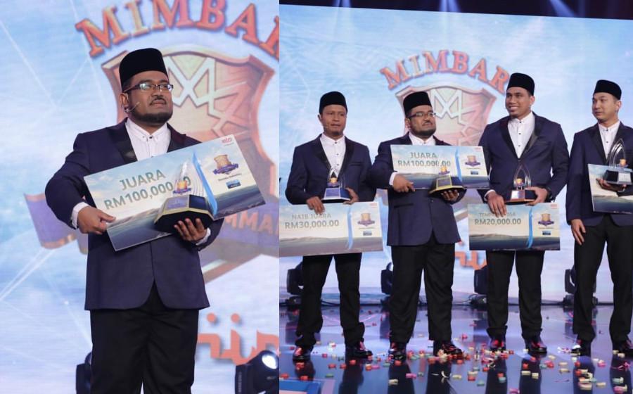 Tepati Ramalan, PU Mizi Juara Pencetus Ummah 2016