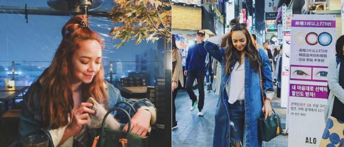 Bercuti Ke Korea, Peminat Mohon Nora Danish Bertemu Song Ji Hyo