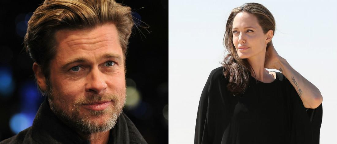 Selepas Tiga Minggu Bercerai, Brad Pitt Akhirnya Bertemu Anak