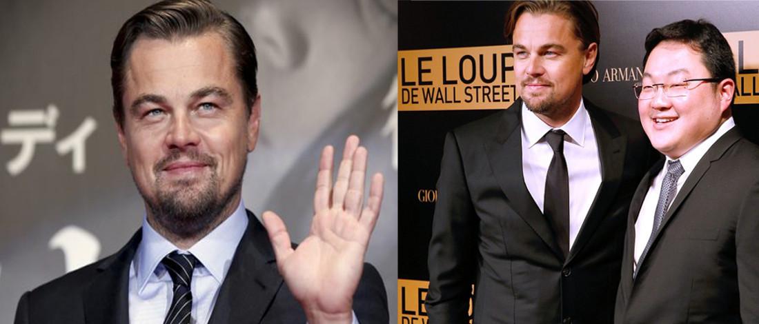 Leonardo DiCaprio Bantu Siasatan 1MDB
