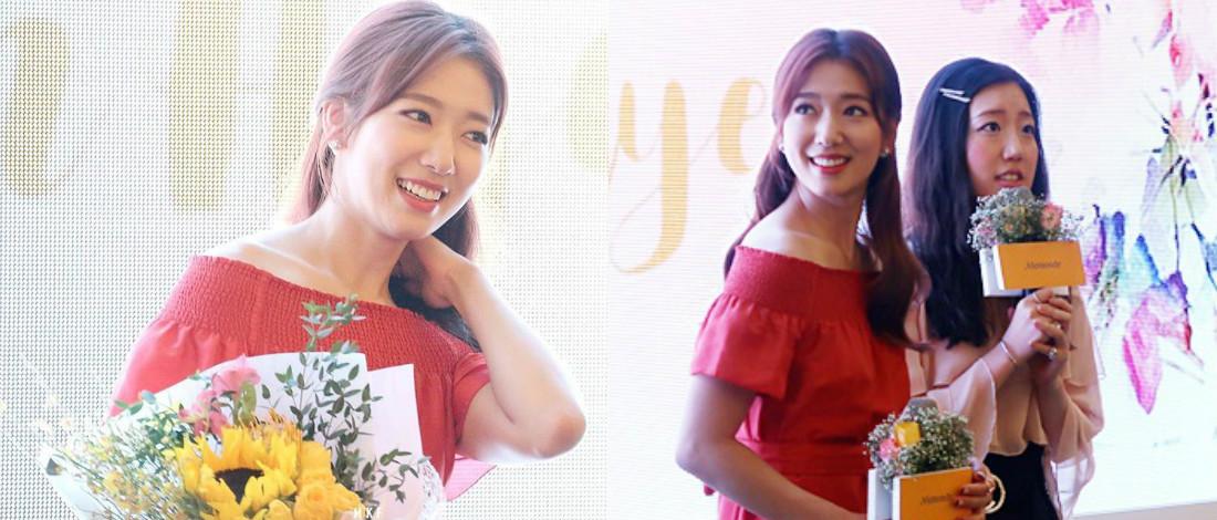 Park Shin Hye Akui Makanan Malaysia Sedap, Paling Suka Nasi Lemak & Sate