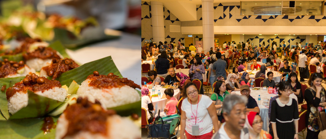 40 Penjual Nasi Lemak Terbaik Seluruh Negara Berkumpul