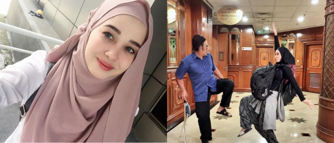 Peminat Puji Kemesraan Hubungan Emma Maembong Dengan Ayah