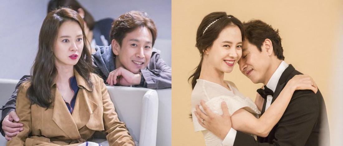 Lee Sun Gyun Akui Jatuh Cinta Dengan Song Ji Hyo