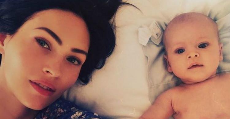 Kongsi Foto di IG, Netizen Puji Kecomelan Anak Megan Fox