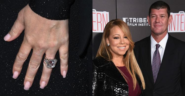 Mariah Carey Putus Tunang, Cincin Bernilai RM40 Juta Jadi Miliknya